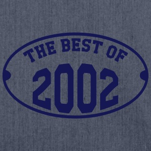 The Best of 2002 T-shirts - Skuldertaske af recycling-material
