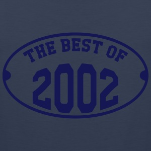 The Best of 2002 T-shirts - Herre Premium tanktop
