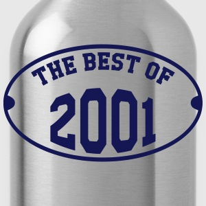 The Best of 2001 Shirts - Water Bottle