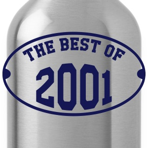 The Best of 2001 Shirts - Drinkfles