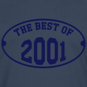 The Best of 2001 Shirts - Mannen Premium shirt met lange mouwen