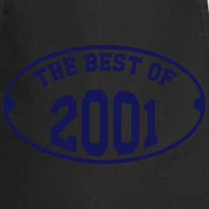 The Best of 2001 T-Shirts - Kochschürze