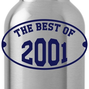 The Best of 2001 T-Shirts - Trinkflasche