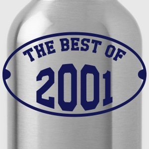The Best of 2001 T-Shirts - Water Bottle