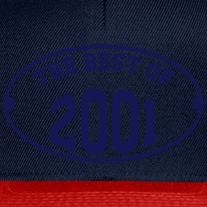 The Best of 2001 T-Shirts - Snapback Cap
