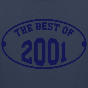 The Best of 2001 T-shirts - Herre Premium tanktop