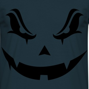Evil pumpkin Sweat-shirts - T-shirt Homme