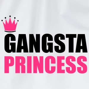 Gangsta Princess T-shirts - Sportstaske