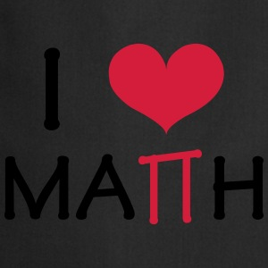 Mathematics T-shirts - Keukenschort