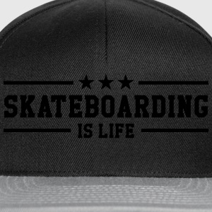 Skateboarding Tee shirts - Casquette snapback