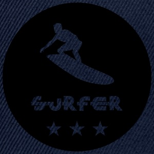 Surfer Tee shirts - Casquette snapback