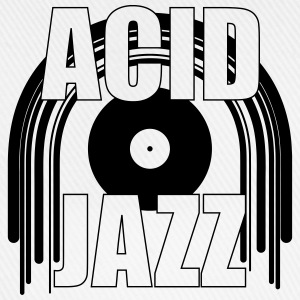 Acid Jazz T-Shirts - Baseball Cap