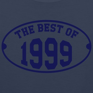 The Best of 1999 T-shirts - Herre Premium tanktop