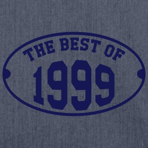 The Best of 1999 T-Shirts - Schultertasche aus Recycling-Material