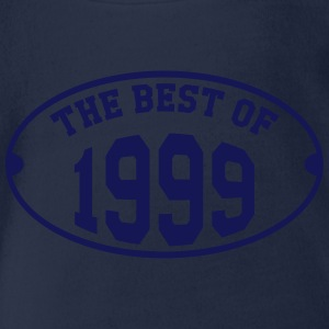 The Best of 1999 Magliette - Body ecologico per neonato a manica corta