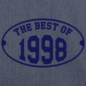 The Best of 1998 T-Shirts - Schultertasche aus Recycling-Material