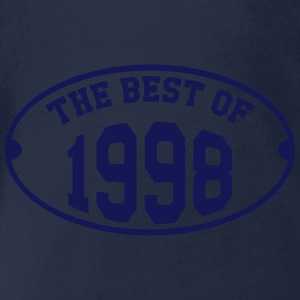 The Best of 1998 Tee shirts - Body bébé bio manches courtes