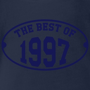 The Best of 1997 T-shirts - Ekologisk kortärmad babybody