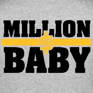 Milliondollarbaby Sweat-shirts - Tee shirt près du corps Homme