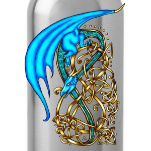 Celtic Dragon Shirts - Water Bottle