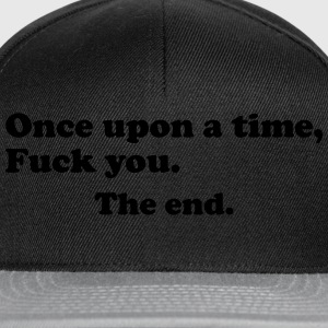 once upon a time T-Shirts - Snapback Cap