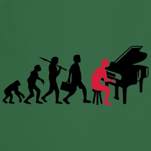 Piano Music Evolution Tee shirts - Tablier de cuisine