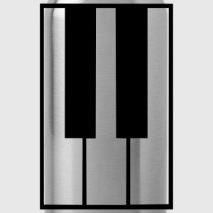 Piano Keys T-shirts - Drinkfles