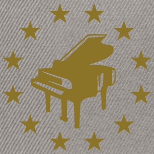 Piano Star Design T-shirts - Snapbackkeps