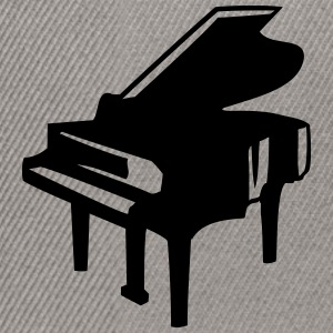 Piano Design T-shirts - Snapbackkeps
