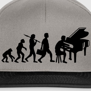 Piano Music Evolution T-shirts - Snapbackkeps