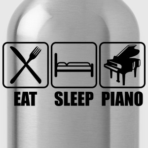Eat Sleep Piano Logo Tee shirts - Gourde