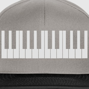 Cool Piano Keys Design T-shirts - Snapbackkeps