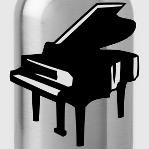 Piano Design T-shirts - Drinkfles