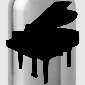 Cool Piano Design T-shirts - Drinkfles