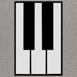 Piano Keys T-shirts - Snapbackkeps