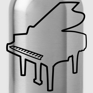 Piano T-shirts - Drinkfles