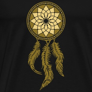 Dreamcatcher, Native Indians, protection Sweaters - Mannen Premium T-shirt