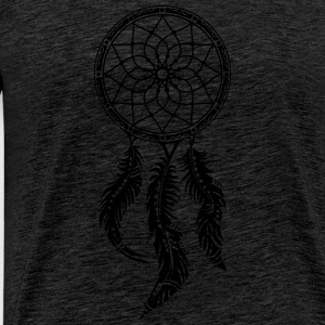 Dreamcatcher, Native Indians, dream catcher,  Tröjor - Premium-T-shirt herr