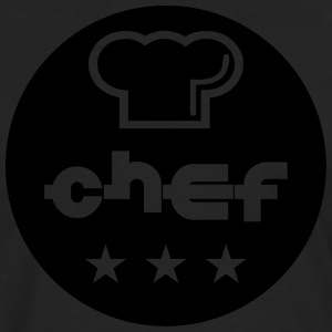 Chef Tabliers - T-shirt manches longues Premium Homme
