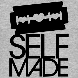 Self Made Sweat-shirts - Tee shirt près du corps Homme