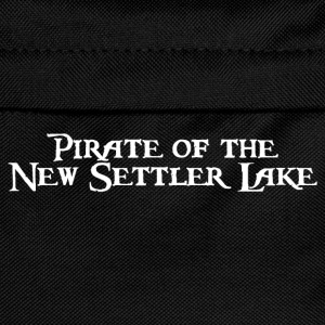 Pirate of the New Settler Lake T-Shirts - Kinder Rucksack