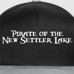 Pirate of the New Settler Lake T-Shirts - Snapback Cap