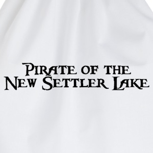Pirate of the New Settler Lake T-Shirts - Turnbeutel