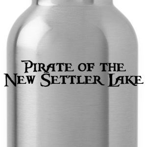 Pirate of the New Settler Lake T-Shirts - Trinkflasche