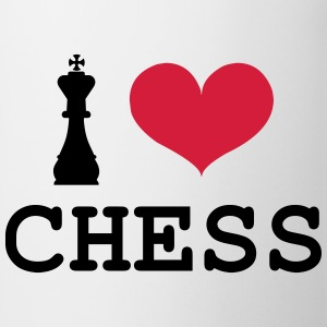 I Love Chess Tee shirts - Tasse