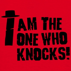 I am the one who knocks / i'm the one who knocks Caps & Mützen - Männer T-Shirt