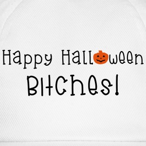 Happy Halloween Bitches T-Shirts - Baseball Cap