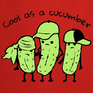 cool as a cucumber Shirts - Cooking Apron
