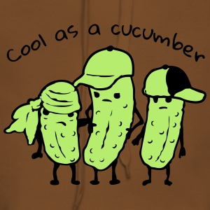 cool as a cucumber Shirts - Women's Premium Hoodie