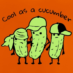 Cool as a cucumber T-Shirts - Baby T-Shirt